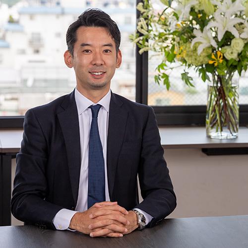 青山花茂本店代表取締役社長北野雅史の画像